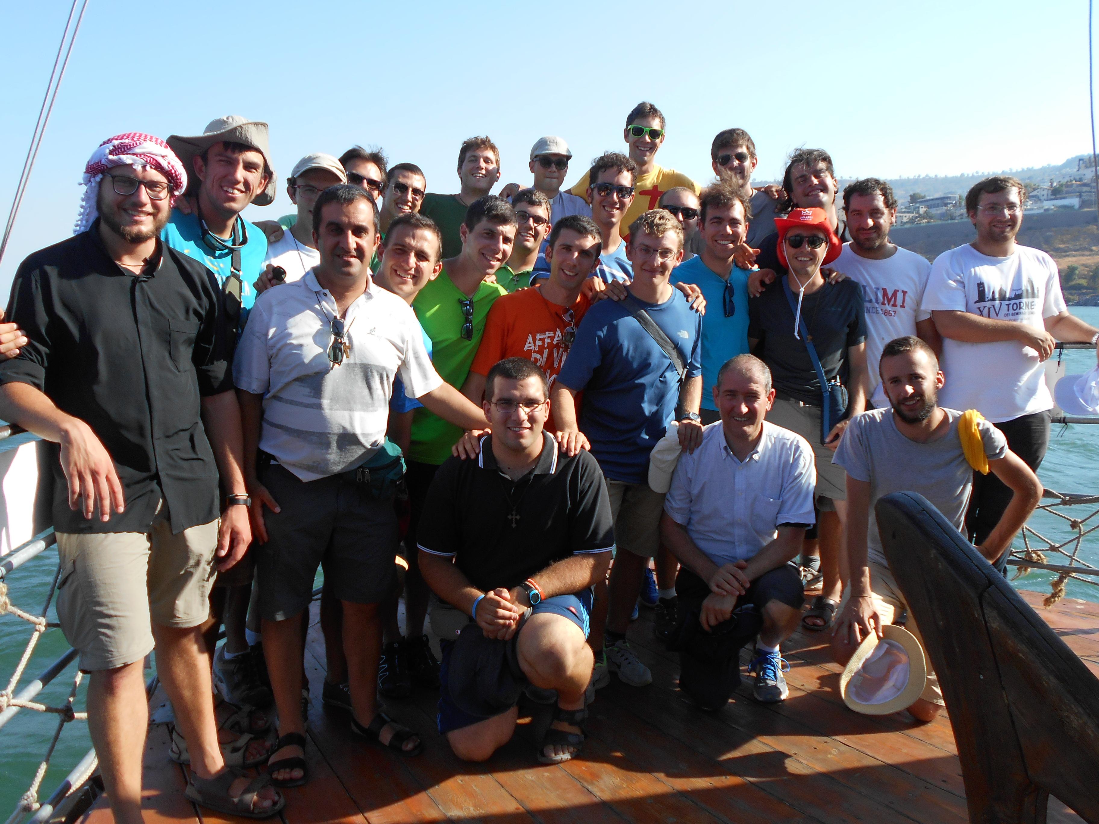 2017 08 05 Mare di Galilea