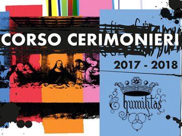 Esame finale corso Cerimonieri 2017-2018