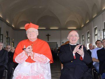 Scola: «Sacerdoti, architetti della Chiesa incarnata nella storia»
