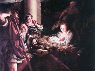 PORTALI – Adorazione dei pastori (La notte)