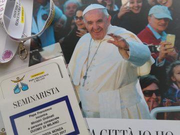 Un anno dopo la visita di Papa Francesco!