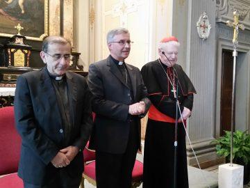 Mons. Tremolada Vescovo di Brescia
