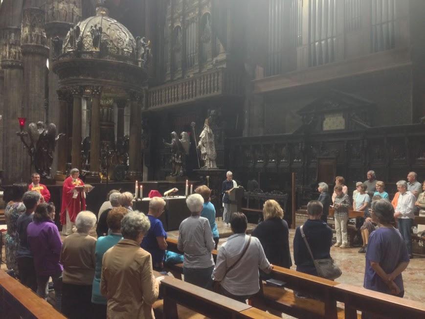 S.Messa convegno Associazione Amici del Seminario