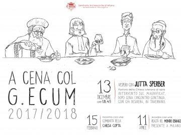 "La Reverenda Jutta Sperber interviene sul ""Magnificat"" in Seminario"