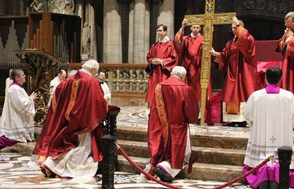 Venerdì Santo in Duomo