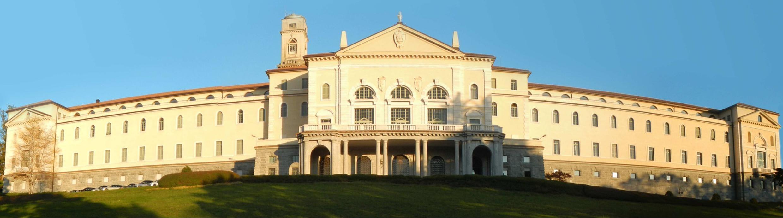 facciata Seminario grandangolare