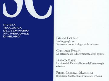 Rivista La Scuola Cattolica 146/3 (2018)