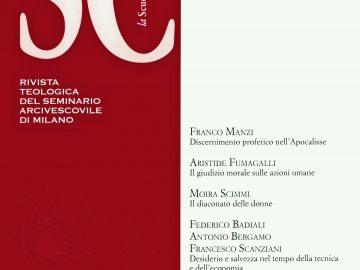 Rivista La Scuola Cattolica 147/1 (2019)