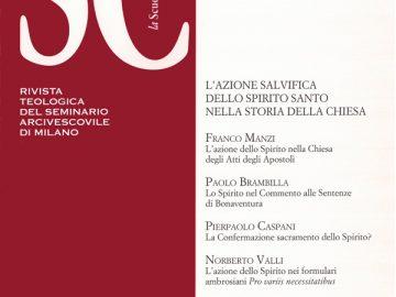 Rivista La Scuola Cattolica 147/2 (2019)