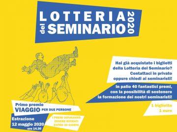 Spostamento Lotteria del Seminario