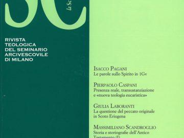 La Scuola Cattolica 148/3 (2020)
